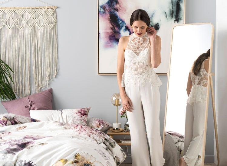 Linen House Bedroom